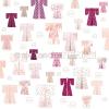 Alexandra Renke Designpapier Gemusterte Kimonos