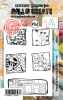 AALL & Create A7 Stamp set # 260