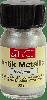Antiek Metallic Verf 30ml Witgoud
