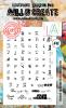 AALL & Create A6 Stamp set #40