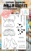AALL & Create A6 Stamp set #155