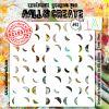 AALL & Create 6'x6' (15x15cm) Stencil #43