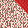 Carta Bella Have A Merry Christmas Double Sided Cardstock Christmas Herringbone