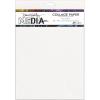 "Dina Wakley Media Collage Tissue Paper 7.5""X10"" 20/Pkg Plain"