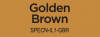 Spectrum Noir Illustrator - Golden Brown (GB5)