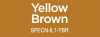 Spectrum Noir Illustrator - Yellow Brown (GB6)