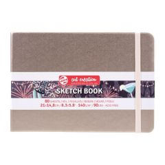 Talens Art Creation Schetsboek Roze Champagne 21 x 14.8 cm 140 g 80 Vellen