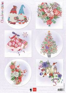 Marianne D Knipvellen Christmas Wishes gnomes