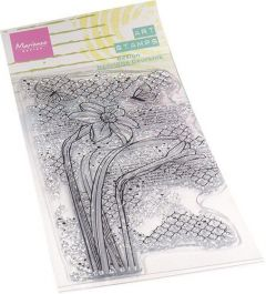 Marianne Design Clear Stamps Art stamps - Daffodile 75x185mm