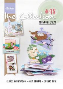 Marianne Design Leaflet The Collection #98 2021