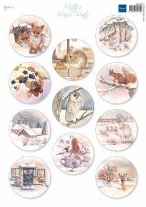 Marianne D Knipvellen Mattie's Minies Winter