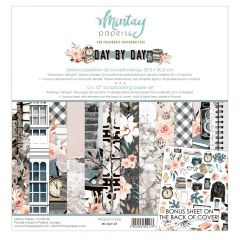 Mintay Papers 12 x 12 Paper Set - Day by Day