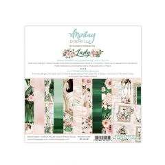 Mintay Papers 6 x 6  Paper Pad - Lady