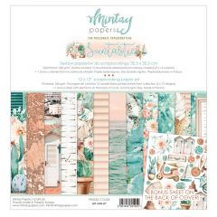 Mintay Papers 12 x 12 Paper Set - Suntastic