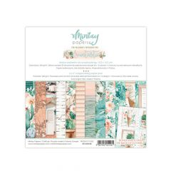 Mintay Papers 6 x 6  Paper Pad - Suntastic