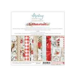Mintay 6 X 6 PAPER PAD - WINTERLAND