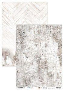 Studio Light Basis A4 Achtergrondpapier Winter Charm no.333