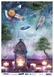 Studio Light Rice Paper A4 vel Jenine's Mindful Art 5.0 nr.32