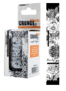 Studio Light Washi tape Grunge Collection 4.0 no.12