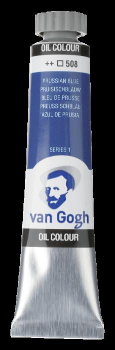 VAN GOGH OLIEVERF PRUSSIAN BLUE Tube 20ml