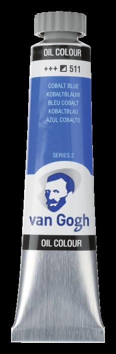 VAN GOGH OLIEVERF COBALT BLUE Tube 20ml
