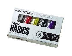 Liquitex Basics Set 6 x 22ml