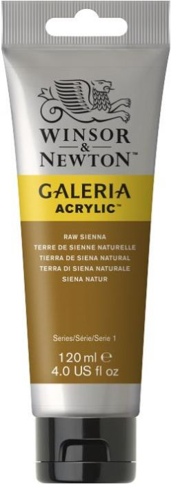 Winsor & Newton Galeria Acrylic Colour 120ml Raw Sienna
