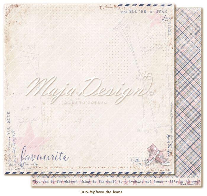 Maja Design Denim & Girls - Favourite Jeans
