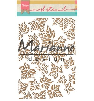 Marianne Design Mask Stencil Tiny's leaves