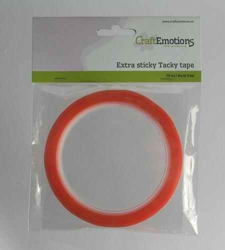 Extra Sticky Tape 6 mm