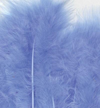 Veren Marabou blauw