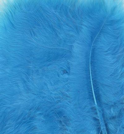 Veren Marabou turquoise