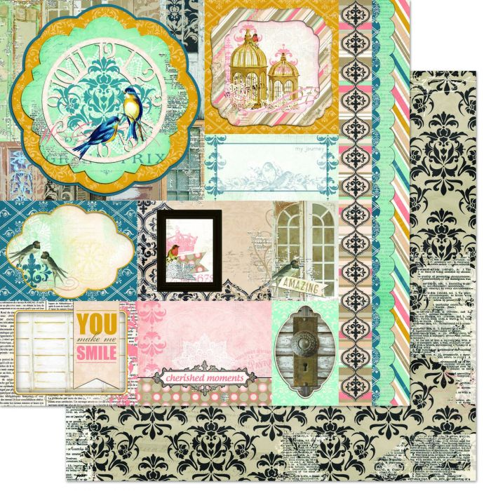 The Avenues Treasures Paper