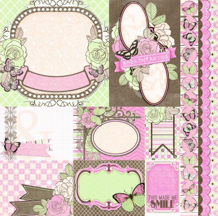 Primrose Smile Paper