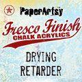 PaperArtsy Fresco Finish - Drying Retarder