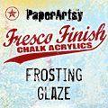 PaperArtsy Fresco Finish - Frosting Glaze