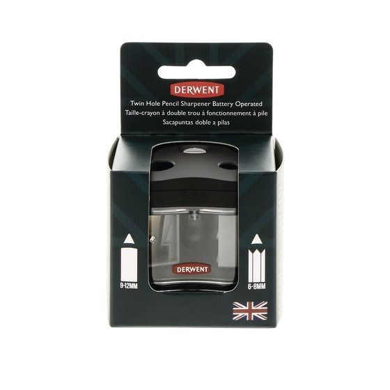 Derwent Super Point Mini Handleiding Helical Pencil Sharpener