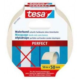 tesa Schilderstape PERFECT 50m x 50mm