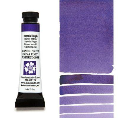 Daniel Smith extra fine watercolors Imperial Purple 5ml