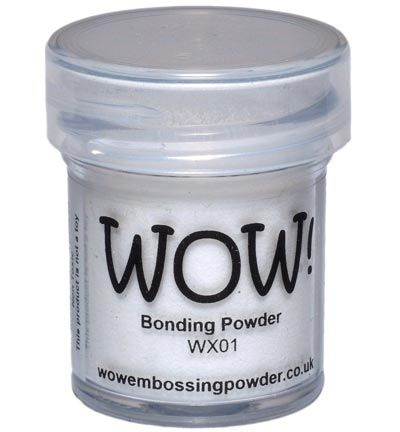 Wow Fabulous Foil Bonding Powder Bonding Powder