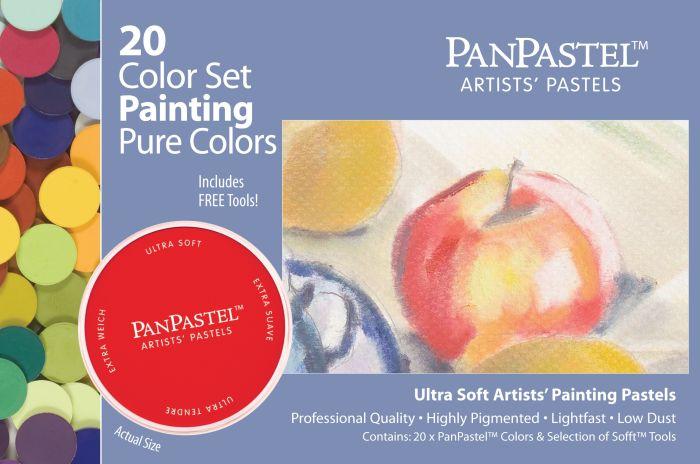 PanPastel set 20 Painting