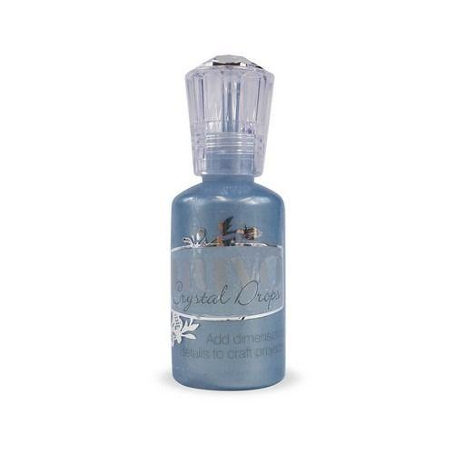 Nuvo crystal drops - navy blue