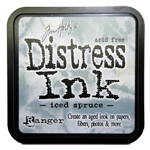 Tim Holtz Distress Ink Iced Spruce
