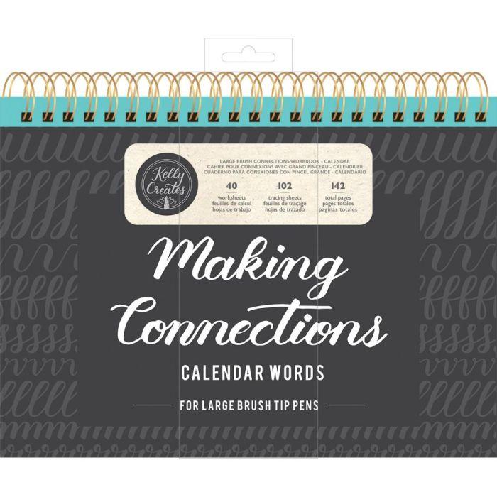 Kelly Creates Large Brush Workbook 11.6