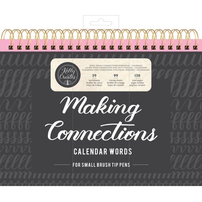 Kelly Creates Small Brush Workbook 11.6