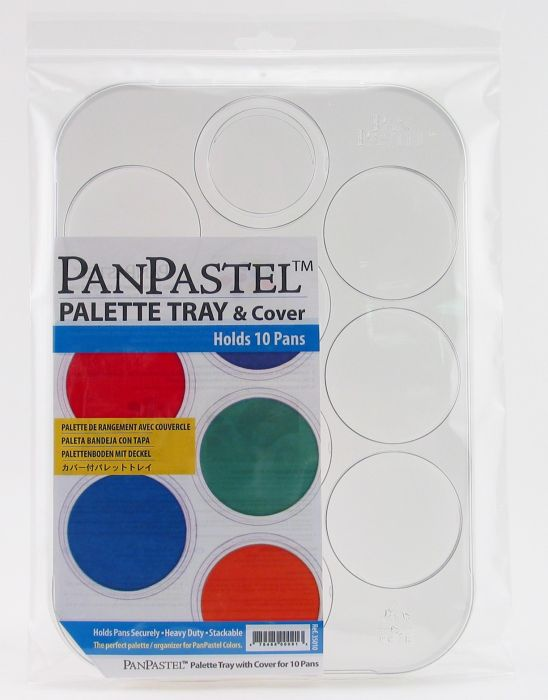 Tray Palette for 10 colors