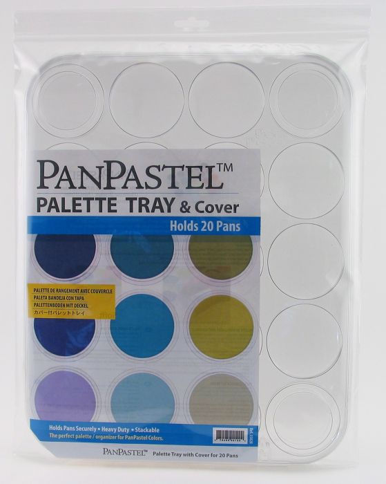 Tray Palette for 20 colors
