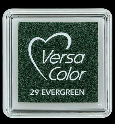 VersaColor small Inkpad - Evergreen