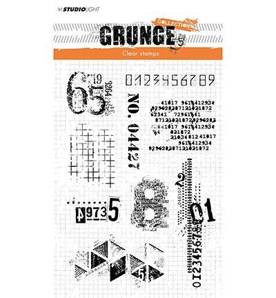 Studio Light Stamp Grunge Collection nr.340