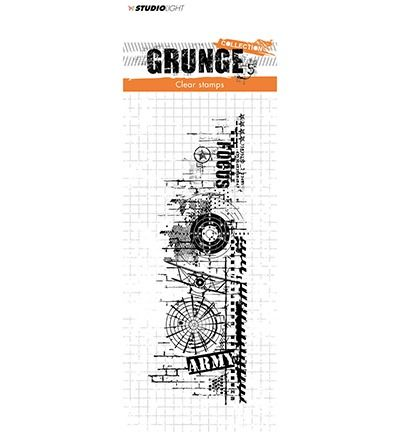 Studio Light Stamp Grunge Collection nr.342